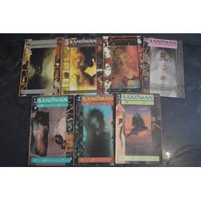 Sandman Mestre Dos Sonhos 1, 3 A 5 E 7 A 9 Hq