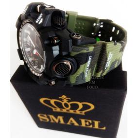 559cf5f7312 Relogio Camuflado - Relógio Masculino no Mercado Livre Brasil