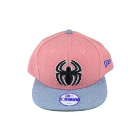 Gorra New Era Spiderman - Gorras en Mercado Libre México 18b1584d603