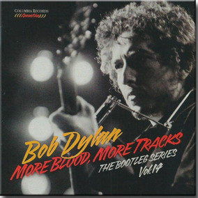 Cd Bob Dylan More Blood, More Tracks: The Bootleg Series V14