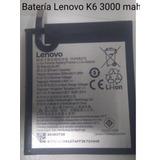 Batería Para Lenovo K6 (vibe) Bl267