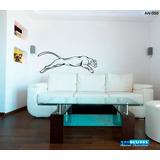 Adesivo De Parede Decorativo Puma Grande - Sala - Quarto