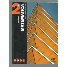 Matematica Projeto Voaz Parte 2 - Luiz Roberto Dante