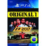 F1 2017 Formula 1 Ps4 Psn Digital Code 1 - Envio Imediato