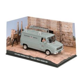 Miniatura Carros James Bond 007 - Leyland Sherpa Van