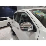 Cubre Espejos Cromados Con Led Nissan Np300 4x4