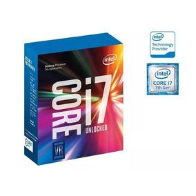 Processador I7-7700k 4.20ghz 8mb 7g Lga 1151 Bx80677i77700k