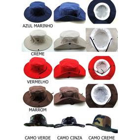 Bucket Hat Preto Liso - Acessórios da Moda no Mercado Livre Brasil b885938348e