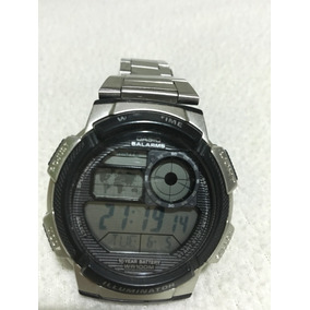cd9278df3b0 ... 30 W Módulo 894 Garantia Relogiodovovô. Usado - Rio Grande do Sul · Relógio  Casio Ae-1000w Horario Mundial