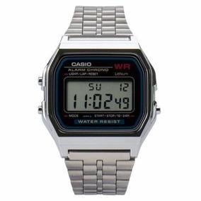2fc392cb5b3 Relogio Cassio Vintage Resistente A Agua - Relógios De Pulso no ...
