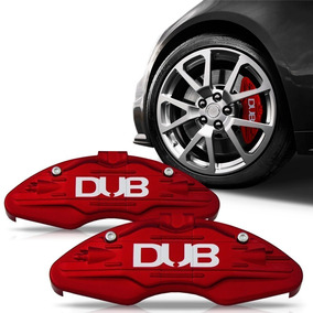 Capa Pastilha Pinça De Freio Volkswagen Polo Dub Tuning