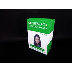 30 Kit Ressaca Box Formatura Ressac Verde Branco
