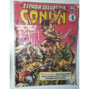 Relíquias Coleção Hqs Varias Edição Conan