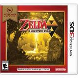 The Legend Of Zelda A Link Between Worlds Nintendo 3ds Nuevo