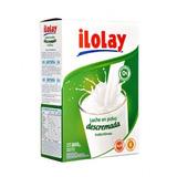Leche En Polvo Ilolay X 800grs Insumos Expendedoras Vending