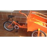 Bicicleta Tres Ruedas Vendo O Cambio (nueva)