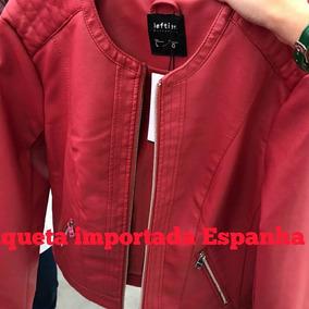 Jaqueta Importada Made In Espanha Original 320b4d47ee871