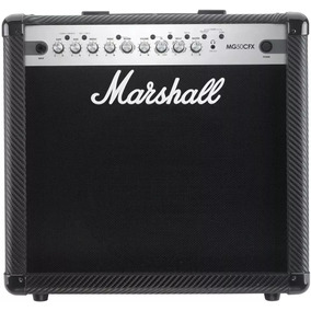 Amplificador Marshall Mg 50 Cfx 50w 1x12