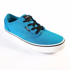 Tenis Vans Azul Atwood Skate