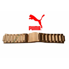 Pulseira + 2 Term Do Relógio Puma 96216g 96216gppmra6 Bronze