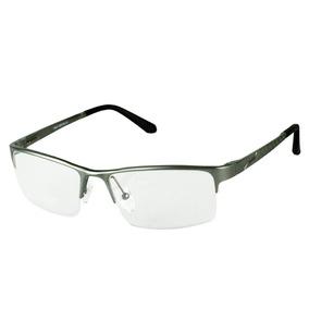 Armação Óculos De Grau Masculino Original Metal 216 35f4497d6d