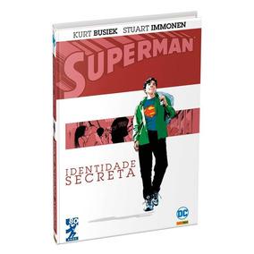 Superman: Identidade Secreta - Capa Dura - Dc Comics