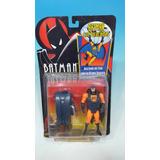 Batman Con Paracaidas Blister Original Citytoy Nuevo Kenner