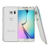 Celulares Samsung Galaxy S6 Edge 64gb Ojo: 64 Gb! El Mejor!