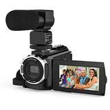 Videocámara Video Andoer 4k Cámara Video Digital 48mp 2880 X