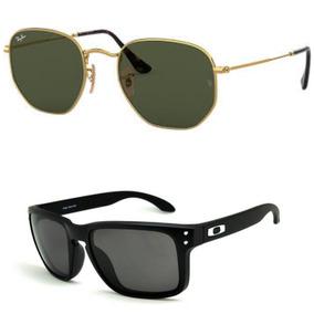 e2c494adc Oculos Similar Oakley Holbrook De Sol Ray Ban - Óculos no Mercado ...