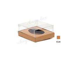 50 Caixas Para 1 Ovo De Colher /de Páscoa 350g - Kraft