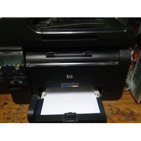 Impresora Laser A Color Hp 100 Color Mfp M175a