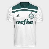 Camisa Branca Palmeiras 2018 - Camisa Palmeiras Masculina no Mercado ... 5200b8aaba79f