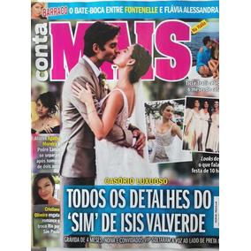Revista Conta Mais 905/18 - Isis Valverde/kelly Key/anitta