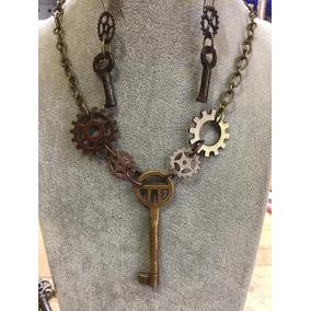 Collar Steampunk Industrial