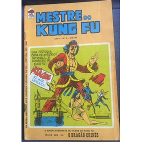 Mestre Do Kung Fu Nº 8 - Bloch !!