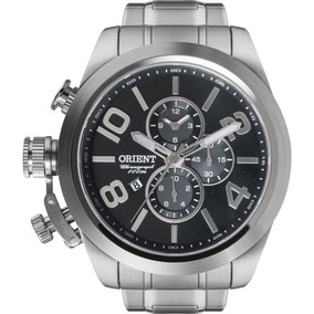 Relógio Orient Sport Masculino Cronógrafo Mbssc130 P2sx