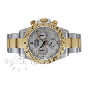 Relógio Rolex Daytona Aço E Ouro Ref 116523