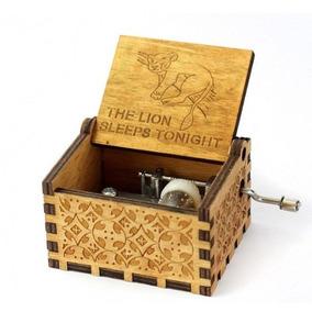 Caixinha De Musica O Rei Leão The Lion King