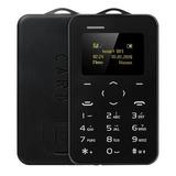 Mini Celular C6 Aeku M5 Ultra Fino Fone Bluetooth