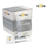 Decolorante Yellow En Polvo Aclara 9 Tonos X 12 Unidades