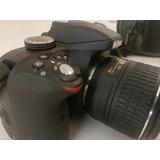Nikon D3300 24.2 Mpx. Seminueva