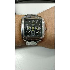 bc2b1510c34 Relogio Tissot 1853 Quadrado - Joias e Relógios no Mercado Livre Brasil