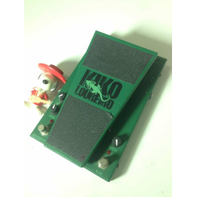 Wah Wah Distorcion Pedal Kiko