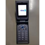 Celular Sony Ericsson W380 Operadora Vivo Sem Acessórios
