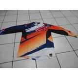 Camisa Trilha Cross Trilha Alpinestar Xl