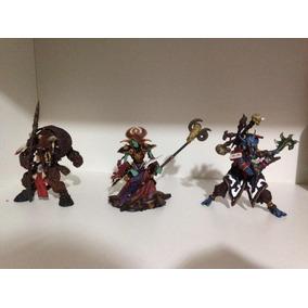 Coleção Wow- Mini Estátuas