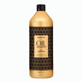Acondicionador Oil Conditioner Argán Oil Wonders 1lt Matrix