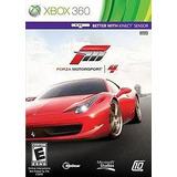 Forza Motorsport 4 Xbox 360 Juego Cd