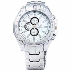Relógio Orlando Quartz Prata